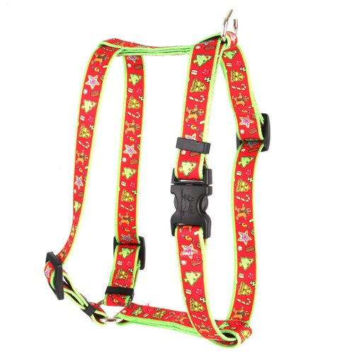 Holiday Treats Roman Harness