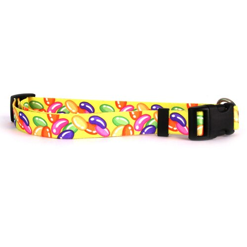 Yellow Dog Design Jelly Beans Standard Collar