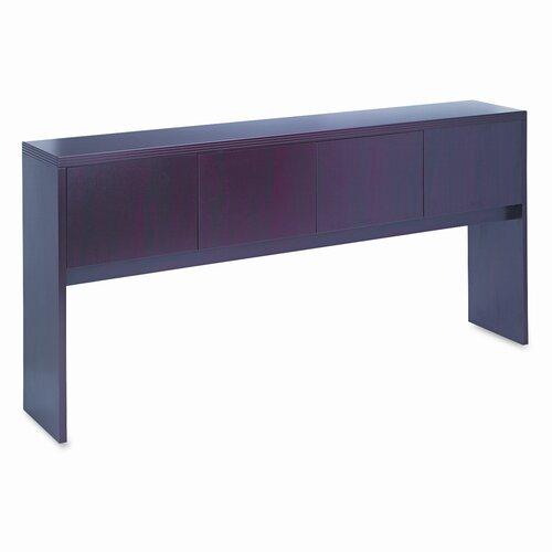 """HON Valido 37.5"""" H x 78"""" W Desk Hutch"""