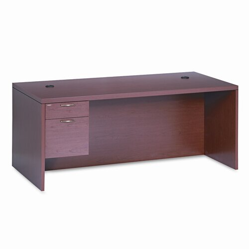 HON 11500 Series Valido Computer Desk with Right Pedestal