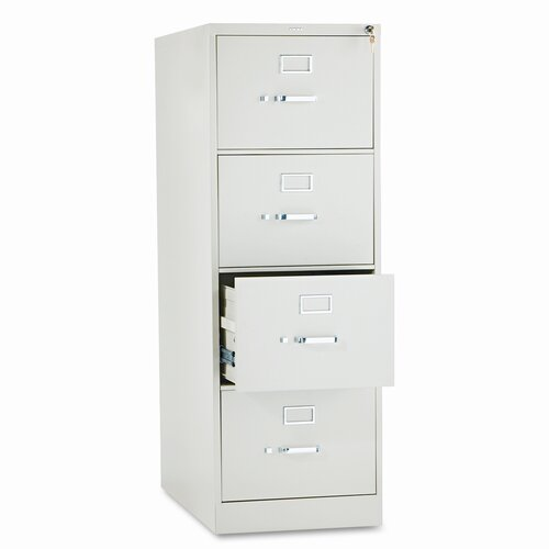 HON 310 Series 4-Drawer Legal  File