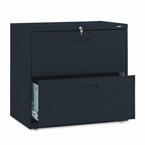 HON 500 Series 2-Drawer  File
