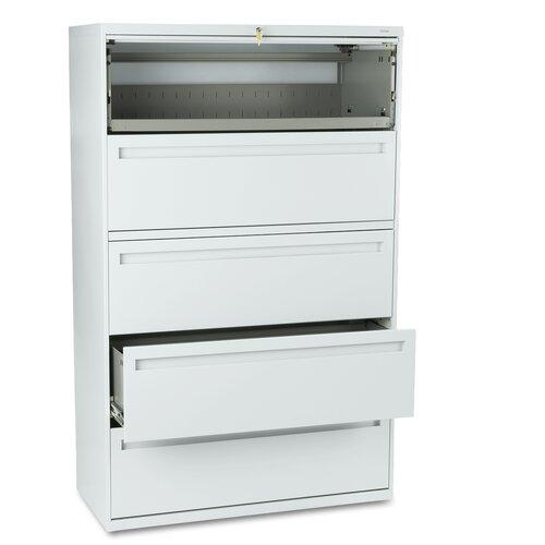 HON 700 Series 5-Drawer  File