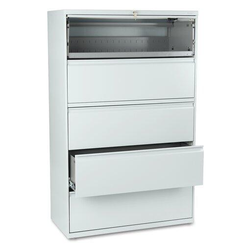 HON 800 Series 5-Drawer  File