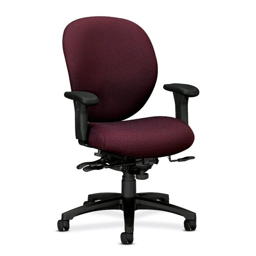 HON Unanimous High-Performance Mid-Back Task Chair