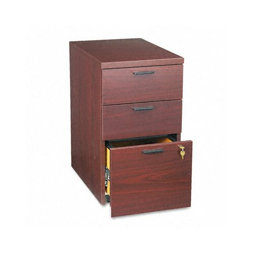 HON 10500 Series 3-Drawer Mobile  File