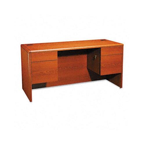 HON 10700 Series Kneespace Computer Desk