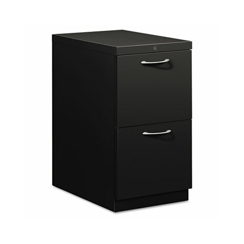 HON Mobile 2-Drawer Flagship File/File Pedestal