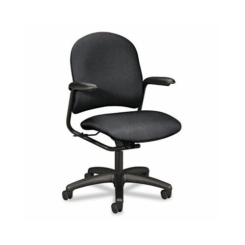 HON Mid-Back Swivel / Tilt Task Chair with Arms