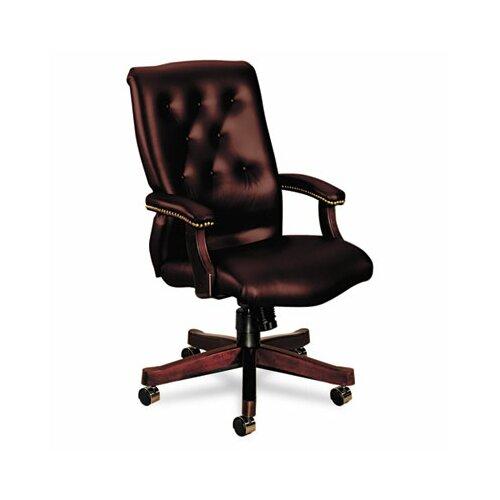 HON 6540 Series Executive High-Back Swivel Office Chair