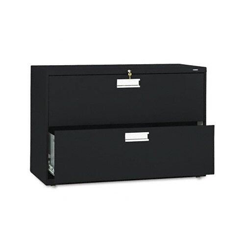 HON 600 Series 2-Drawer  File