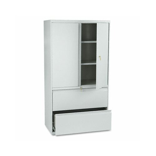 "HON 800 Series 36"" Lateral File Storage Cabinet"