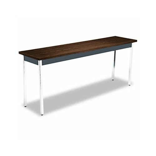 HON Utility Table, Rectangular, 72W X 18D X 29H