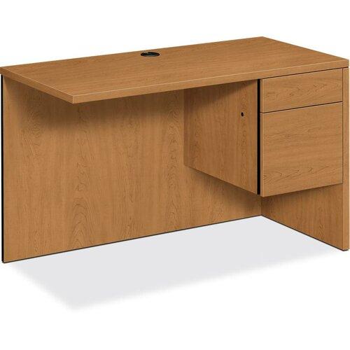 HON 10500 Series Right Return Desk