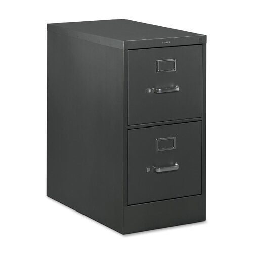 "HON H320 Series 15"" W x 26.5"" D 2-Drawer  File Cabinet"