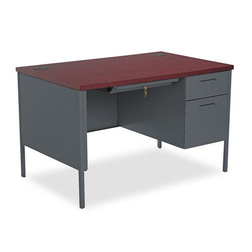 HON Metro Classic Right Computer Desk