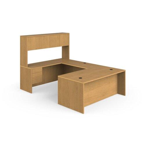 HON 10500 Series U-Shaped Computer Desk
