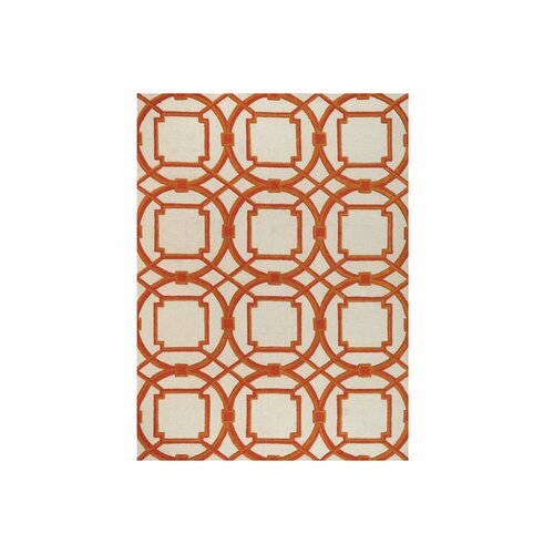 Global Views Arabesque Coral Rug