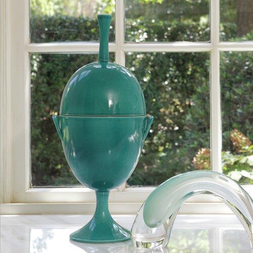 Global Views Ovoid Decorative Urn