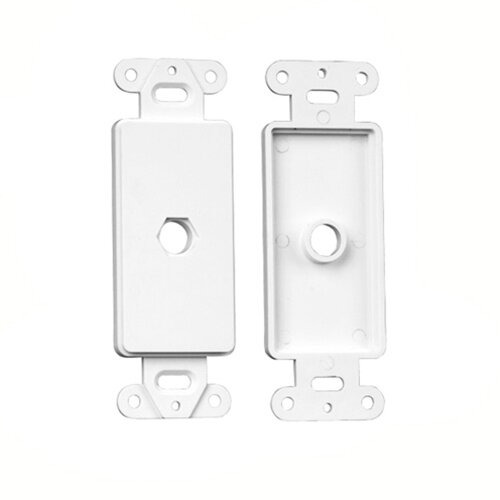 TechTent Single Hole Wall Plate Insert
