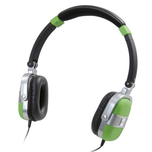 TechTent Aircoustic Retro Foldable Headphones
