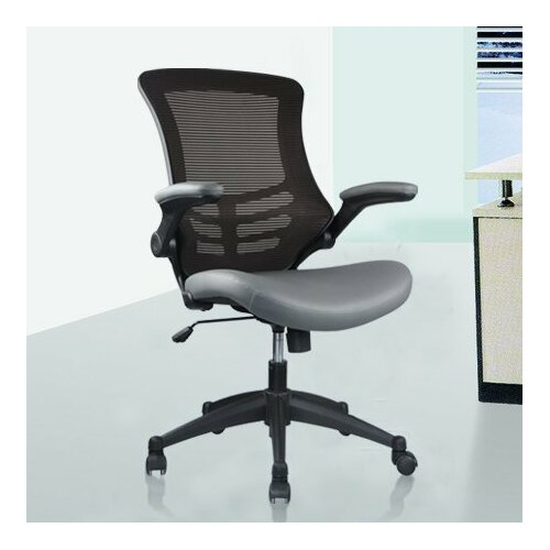 Luxurious High-back Mesh Office Chair with Casters