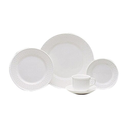 Nantucket Basket 5 Piece Place Setting