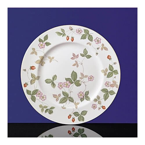 "Wedgwood Wild Strawberry 6"" Bread and Butter Plate"