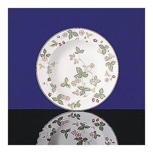 "Wedgwood Wild Strawberry 8"" Rim Soup Plate"