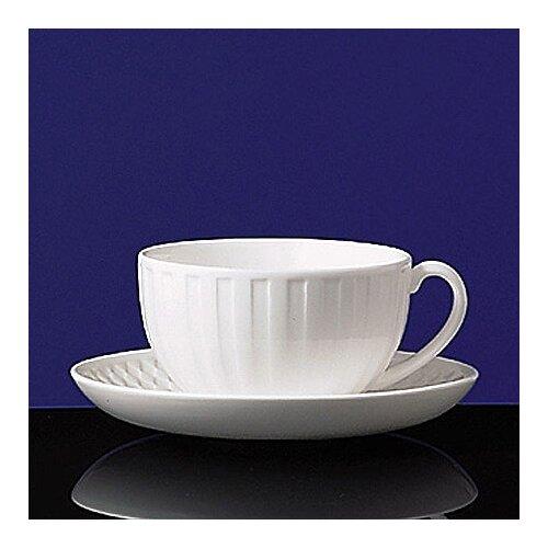 Wedgwood Night & Day Checkerboard Tea Saucer