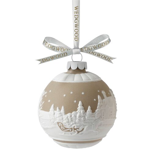 Sleigh Ride Ornament