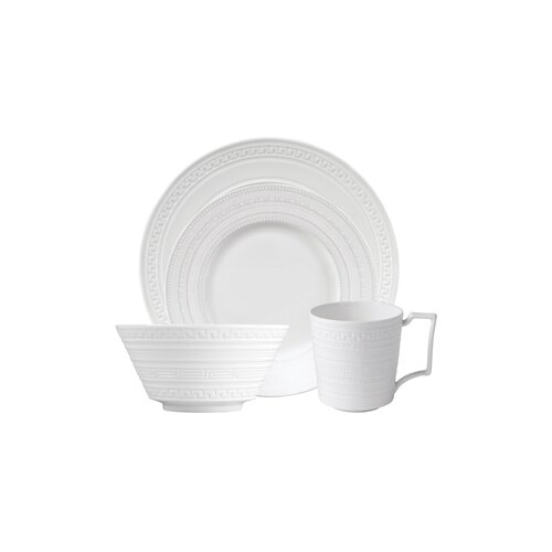 Intaglio 4 Piece Place Setting