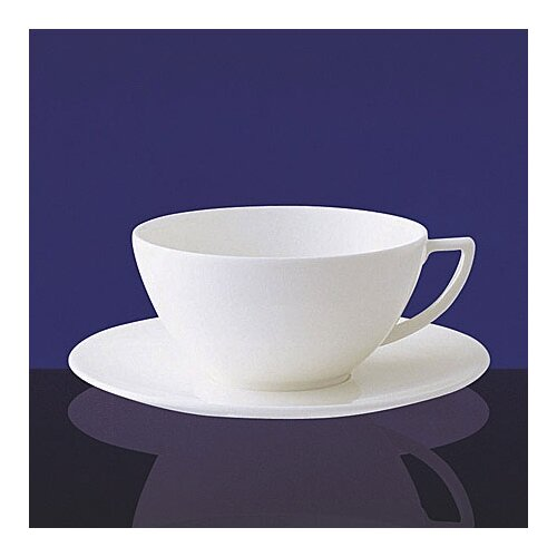 Jasper Conran Fine Bone China Plain Teacup