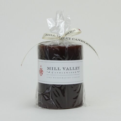 Mill Valley Candleworks Chocolate Mocha Scented Candle