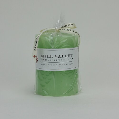 Mill Valley Candleworks Spadei Scented Pillar Candle