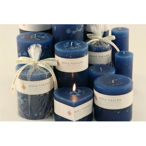 Mill Valley Candleworks Lily of the Valley Scented Candle