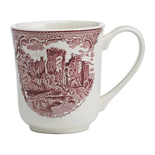 Johnson Brothers Old Britain Castles Pink Mug