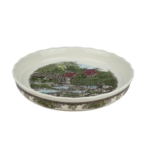 Johnson Brothers Friendly Village Pie Dish