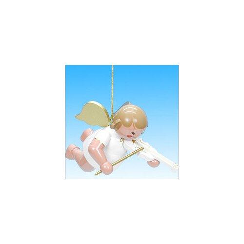 Christian Ulbricht Angel and Violin Ornament