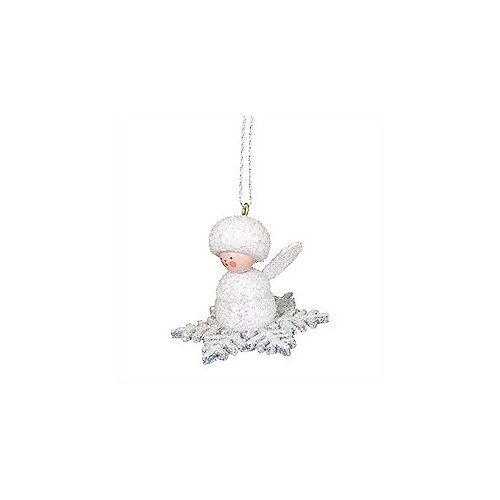 Christian Ulbricht Snowflake Angel Ornament
