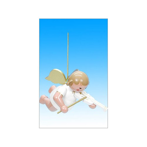 Christian Ulbricht Angel and Violin Ornament