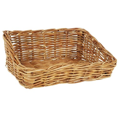 Eco Displayware Eco-Friendly Rectangular Shelf Basket