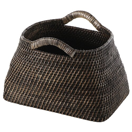 Eco-Friendly Oval Large Storage Basket
