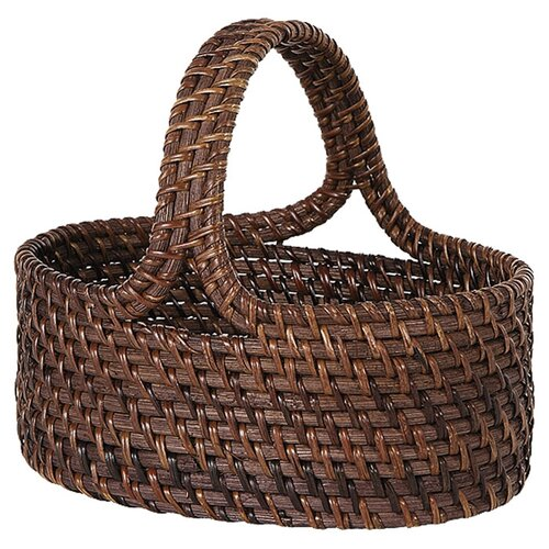 Eco Displayware Eco-Friendly Oval Basket