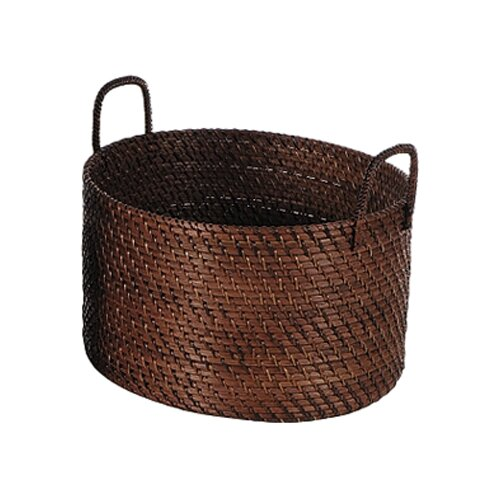 Eco-Friendly Lombok Weave Basket