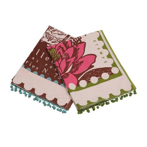 Rhadi Living Postage Tea Towel