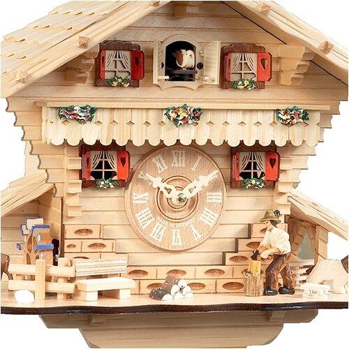 Alexander Taron Forest Chalet Cuckoo Clock