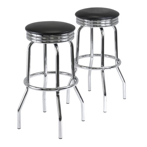 Winsome Summit Swivel Bar Stool