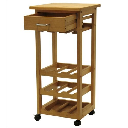 Winsome Basics Serving Cart