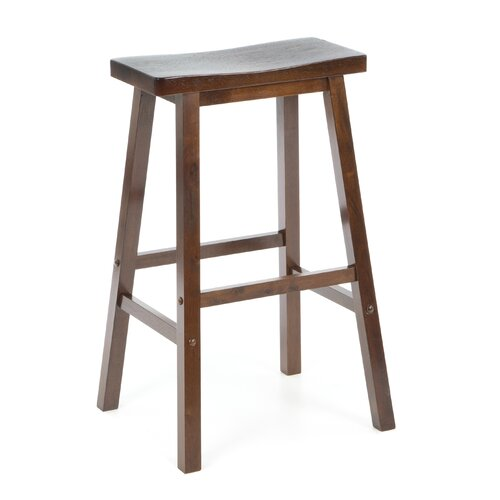 "Winsome Saddle 29"" Bar Stool"